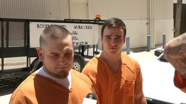 Brothers Arrested In Fatal Verdigris Hit And Run Apologize To Victims' Families