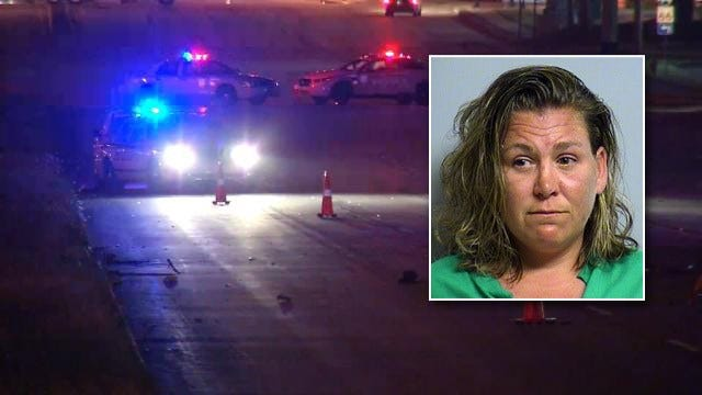 Woman Jailed In Death Of Tulsa Man Driving Antique Ford