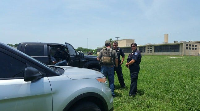 Prison Escapee Leads Tulsa Police On Chase