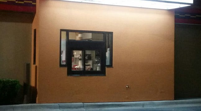 Two Men Try To Rob Tulsa Taco Bell Via Drive-Through Window