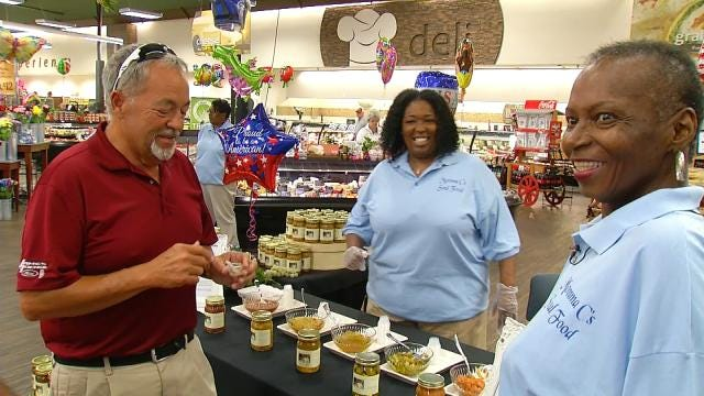 Muskogee Woman's 'Soul Food In A Jar' Cooks Up Positive Reviews