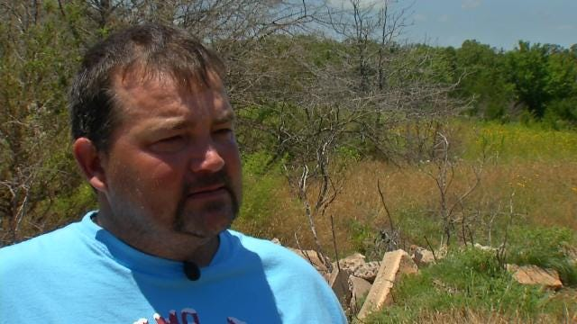30 Years Later, Man Returns To Scene Of Pawnee County Fireworks Explosion