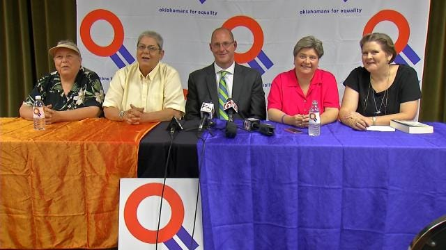 Oklahoma Gay Rights Supporters, Detractors Say Fight Isn't Over