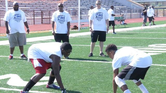 Felix Jones Football Camp Returns To Tulsa For Seventh Year