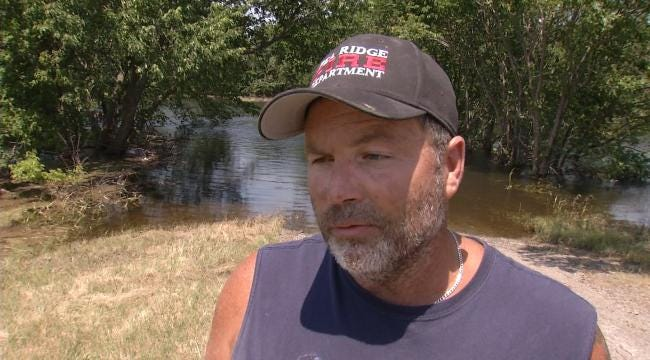 Drone Used In Search For Missing Okmulgee Men