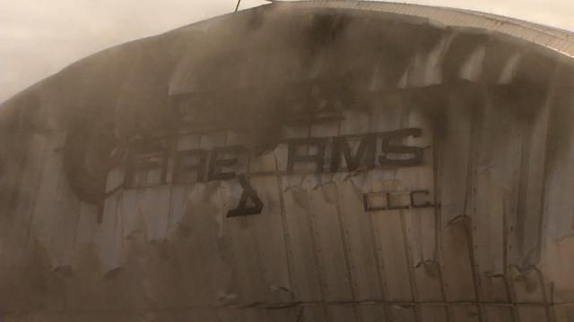 1 Dead After Fire Erupts At Nowata Gun Range