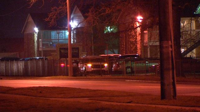 Police Search For Man Who Robbed Residents At Two Tulsa Apartment Minutes Apart