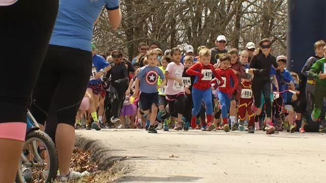 Green Country Kids Take 'Superhero Challenge' To Fight Child Abuse