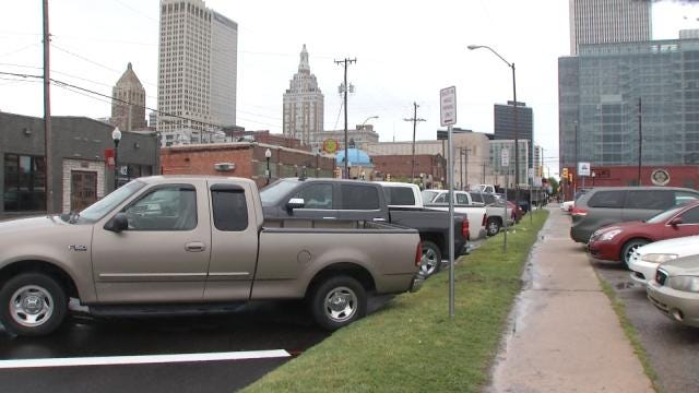 Tulsa Moving Forward With Back-In Parking