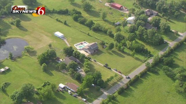 Carjacking Leads To Standoff Near Broken Arrow Golf Course