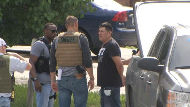Person Of Interest In Caney River Murder Arrested After Brief Standoff