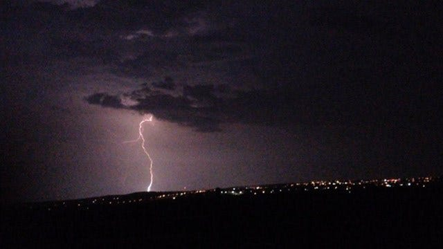 Severe Storms Knock Out Power To Thousands In Green Country