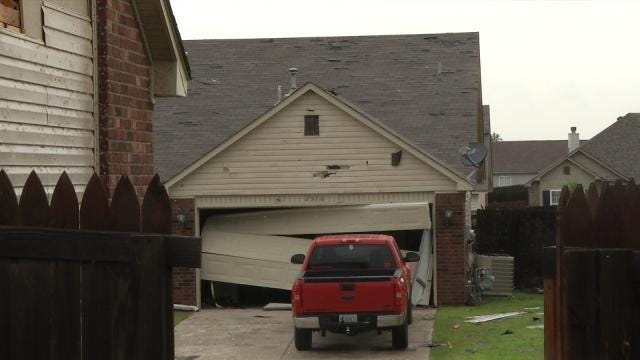 Wagoner County Assessing Damage In Wake Of Tornado