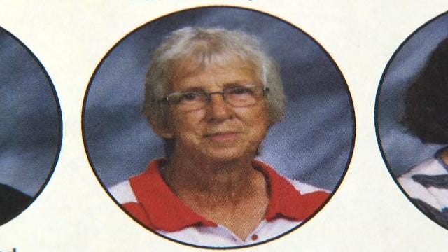 Caney Valley Students Give To Honor 'Granny'