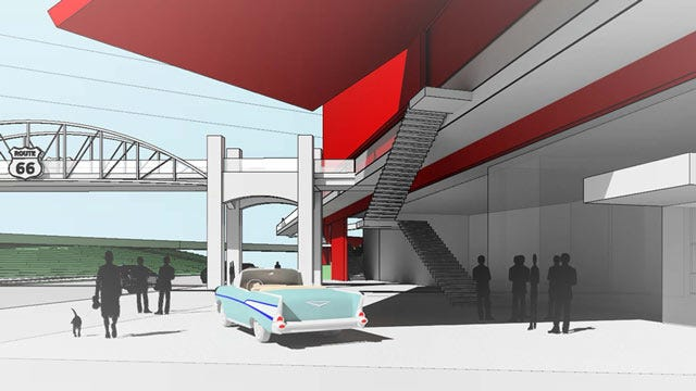 Route 66 Museum/Center Planned For Downtown Tulsa