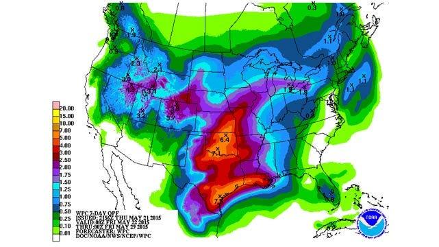 Dick Faurot's Weather Blog: Good News; Bad News