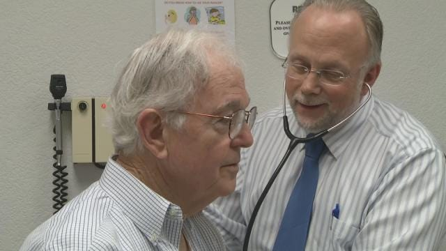 $15M Grant Meant To Get Oklahoma Health Back On Track