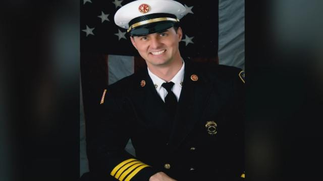 Claremore Firefighter Recovering After Attempt To Save Friend