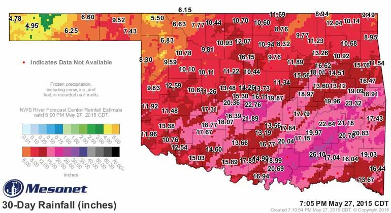Dick Faurot's Weather Blog: Locally Heavy Storms Into The Weekend, Then a Break