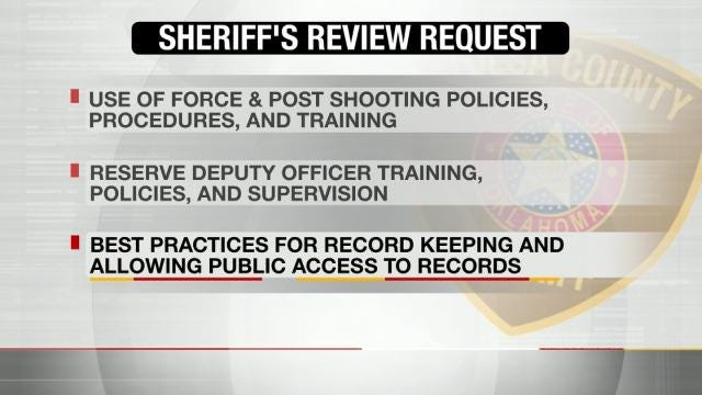 TCSO To Be Reviewed By Outside Firm