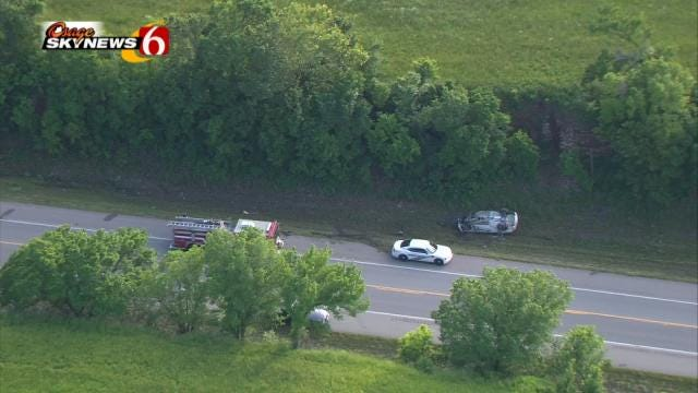 Bystander Shot At During Rogers County Police Chase