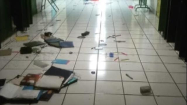 Juveniles Vandalize, Start Fire At Tulsa Islamic School