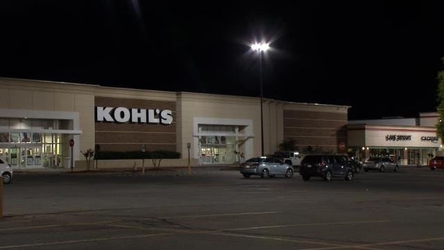 Shoplifting Suspect To Tulsa Police: 'Just Take Me To Jail'