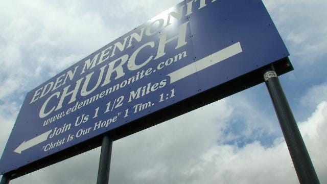 Feds Want Oklahoma Church Signs Removed