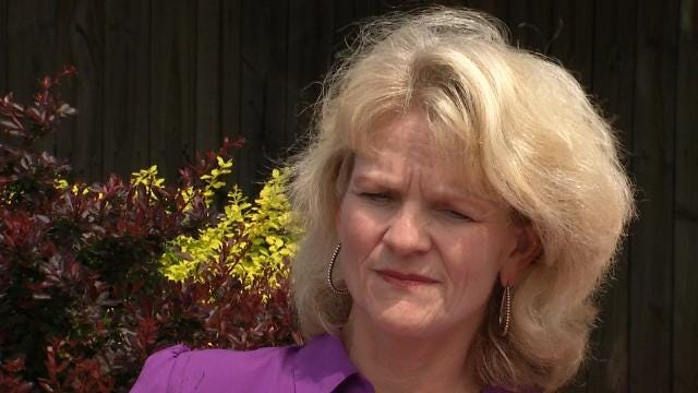 Burglar Posing As Victim Caught On Tulsa Bank's Cameras
