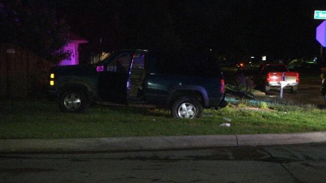 Speeding Drunk Driver Slams Into SUV, Tulsa Police Say