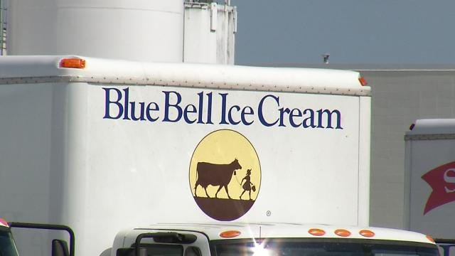 Blue Bell Re-Enters Oklahoma Market In November
