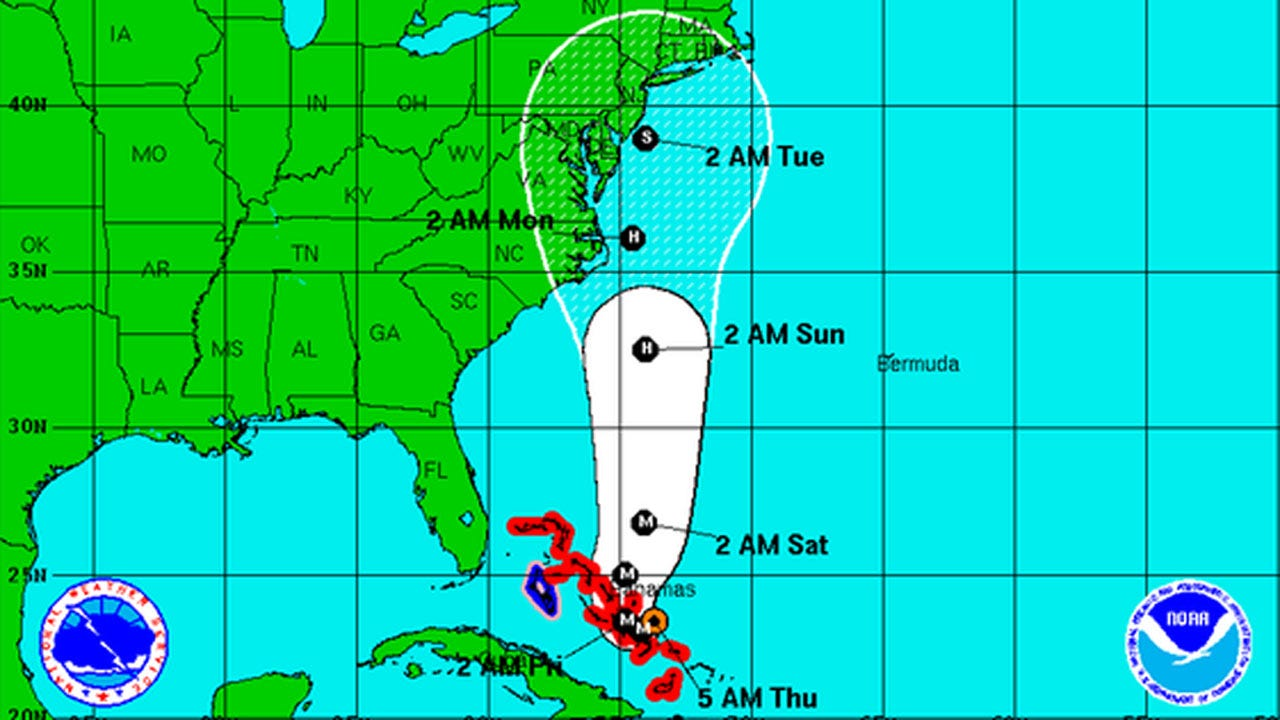 Hurricane Joaquin Could Hit East Coast Hard