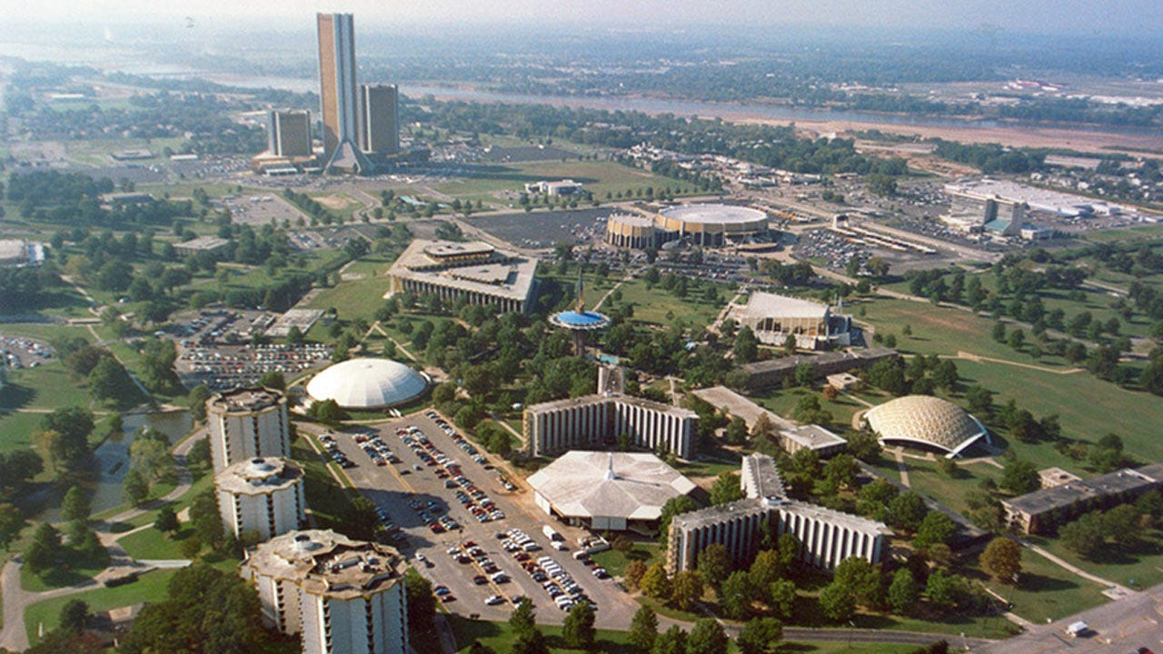 Oral Roberts University Celebrating Its Golden Anniversary In Tulsa