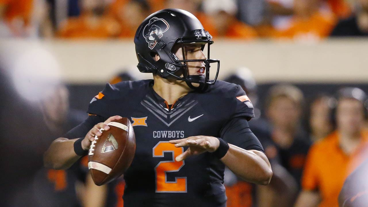 Undefeated: Rudolph Leads Cowboys Past Wildcats