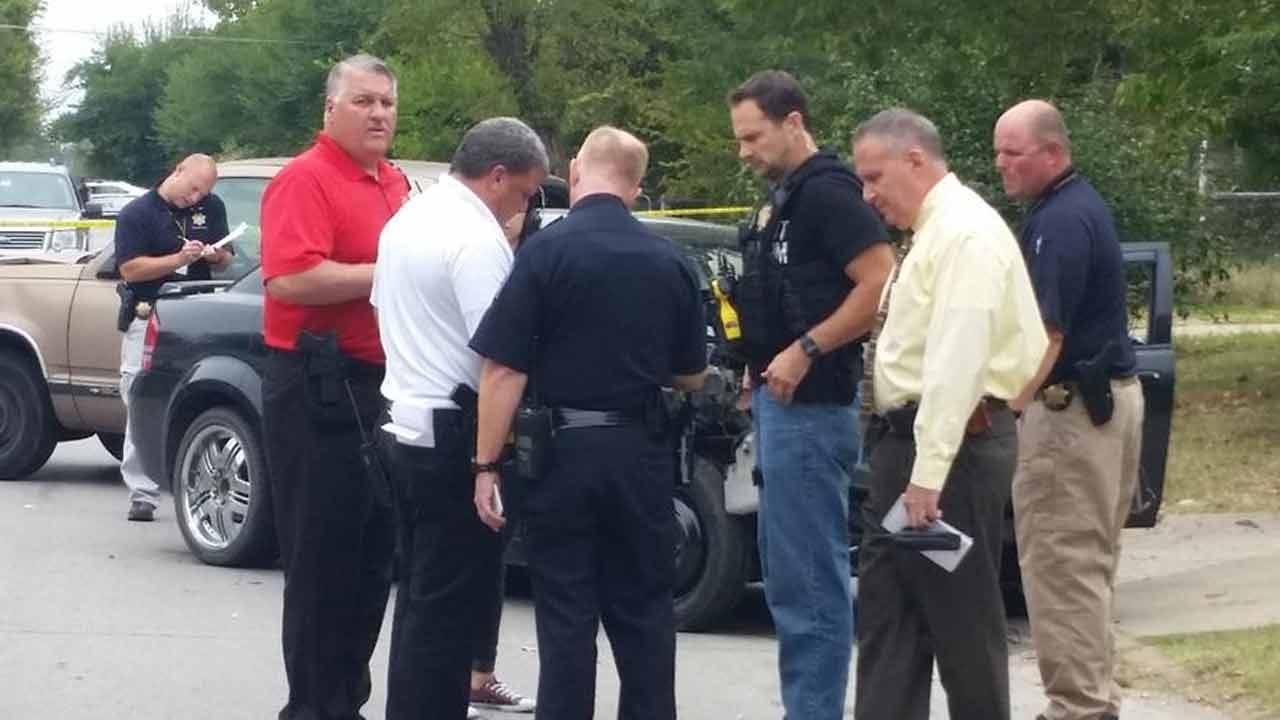 Man Killed In Tulsa Neighborhood Shooting