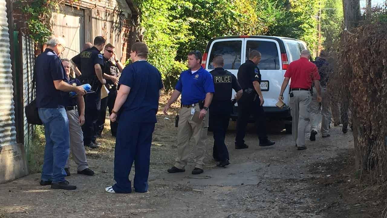 Victim Identified In Murder Near Downtown Tulsa
