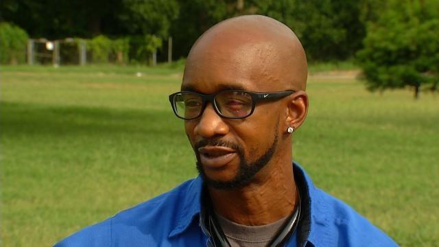 Former Tulsa Gang Member Says Life Of Crime Isn't Worth It