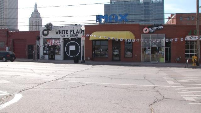 Rebuilding After Fire, Joe Mommas Owner Raising White Flag