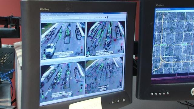 Lack Of Staff Blamed For Delay In Fixing Tulsa Traffic Lights