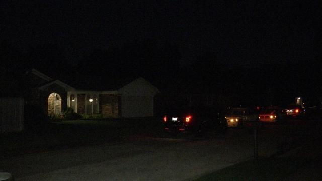 Burglar Steals Elderly Tulsa Woman's TV & Car