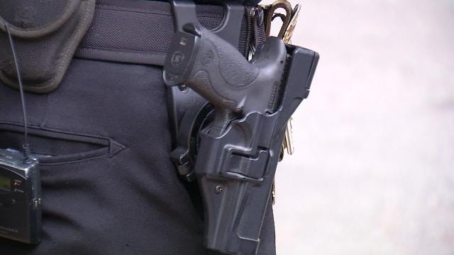 McAlester School Board Votes Against Teachers Carrying Guns On Campus