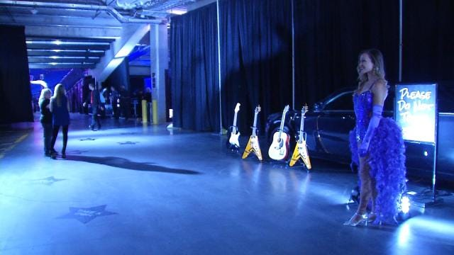 Ahead Of Madonna, News On 6 Goes Backstage At BOK Center