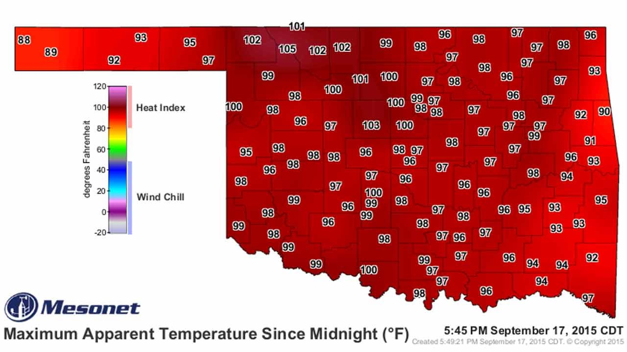 Dick Faurot's Weather Blog: Warm, Humid Friday; Much Cooler Weekend