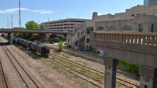 Tulsa Councilor Proposes Downtown Train, Bus Hub