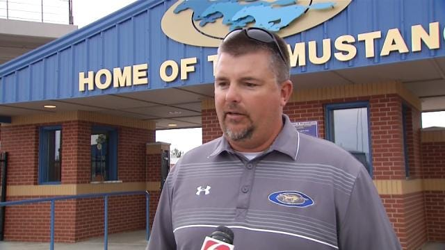 Oologah Prepared For When Weather Threatens Friday Football