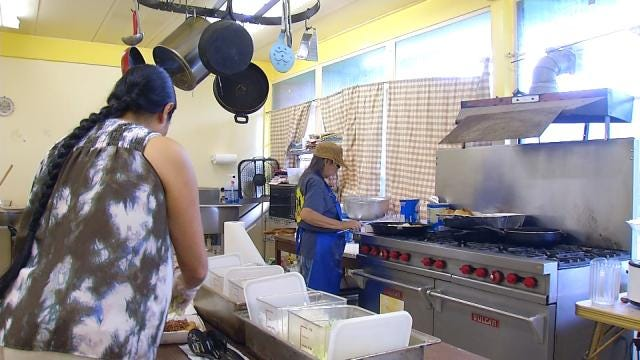 Tulsa Church Sells Indian Tacos To Raise Money After Attempted Theft