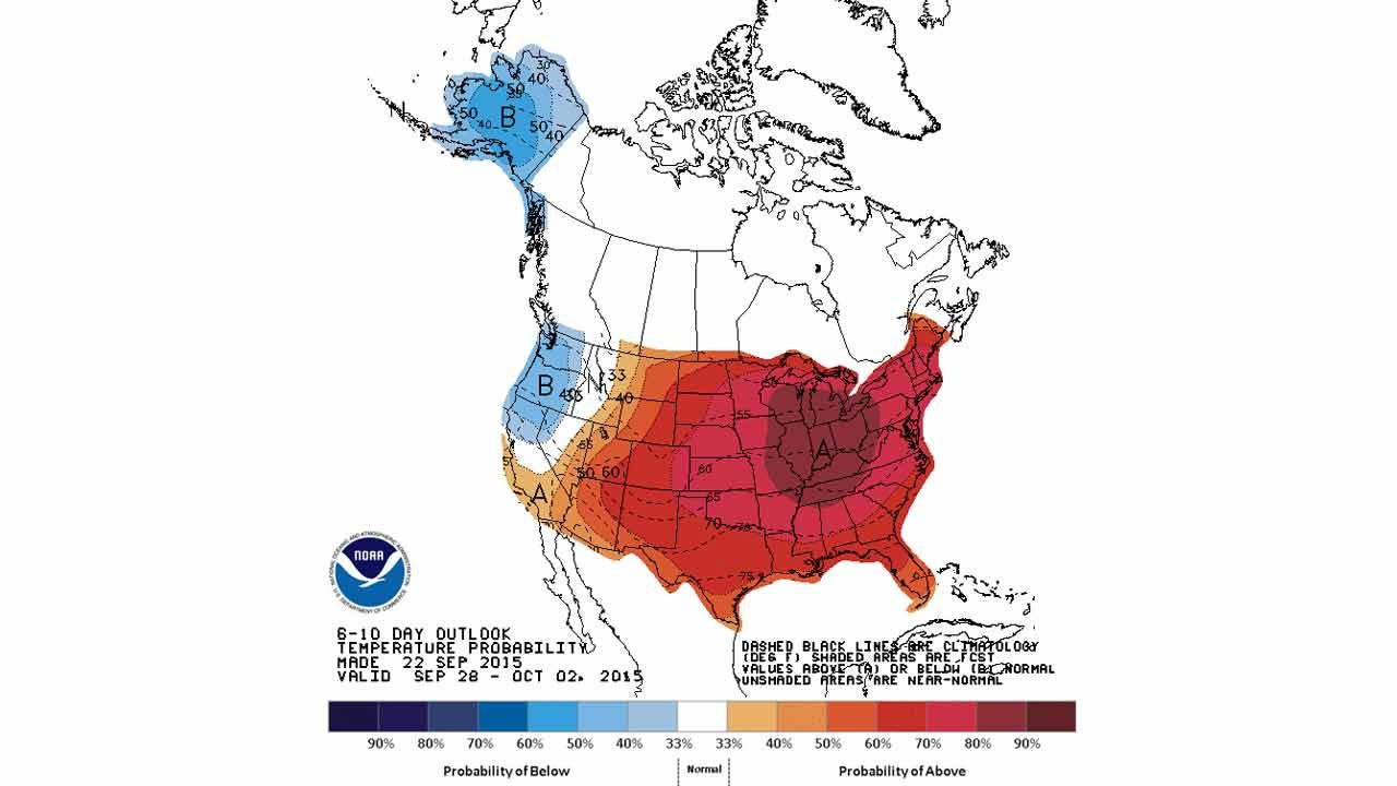 Dick Faurot's Weather Blog: Goodbye Summer
