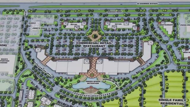 Redevelopment Bringing Big-Name Stores To Muskogee