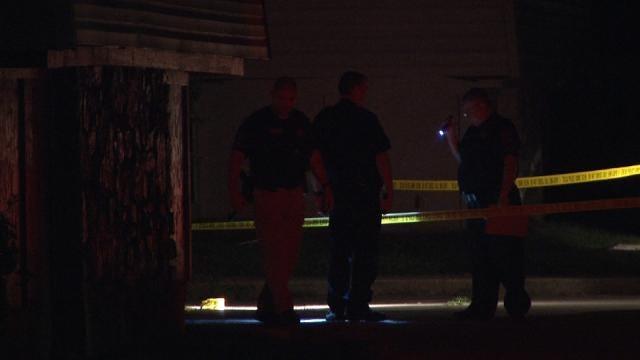 Man Shot While At Tulsa Apartment Complex