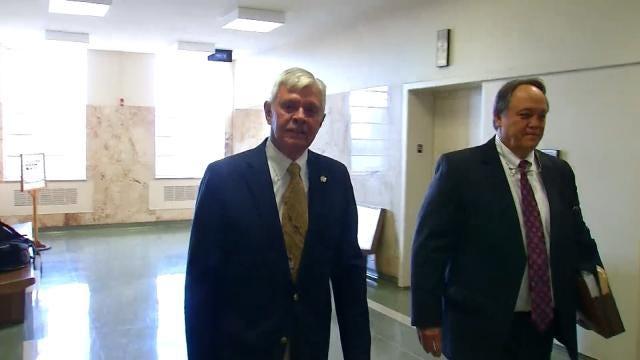 Tulsa County Sheriff Testifies Before Grand Jury